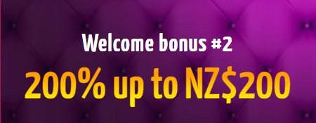 Winota Second Welcome Bonus