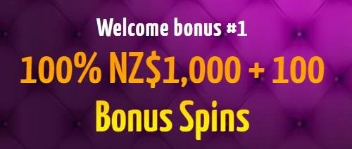 Winota Casino Bonus