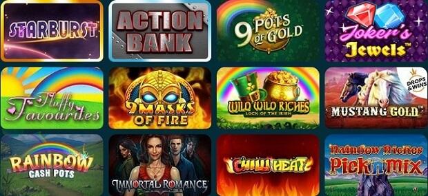 Amazon Slots Casino Games
