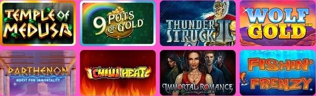 Wizard Slots Casino Game