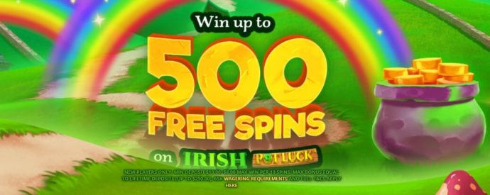 Rainbow Spins Promo Code